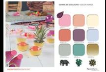 Colours SS 2015 / See the colours trends for Spring/Summer 2015. We, of course, are the most interested in babies/kids colours, but here you can find colours trends for women and men as well. Enjoy!