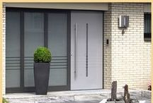 Haustüren - Aktion 2014/2015 / Der Preis für weiße #Haustüren beträgt 1.990,- EUR inkl. 19% MwSt. zzgl. Montagekosten. Der Mehrpreis für Dekor beträgt 199,- EUR inkl. MwSt.  Sprechen Sie uns an, wir beraten Sie gern!