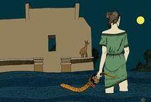Anima / Illustrations, Damien MacDonald, Anima Estampes numériques