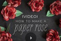 C - Flower Paper (seria)