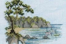Cross stitch - morskie klimaty