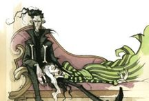 Gris Grimly///Clarkson