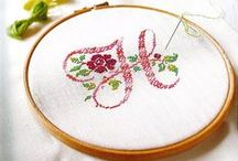 Cross Stitch - Alfabet