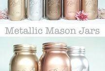 C - Jars, Bottles, Glass, Cans