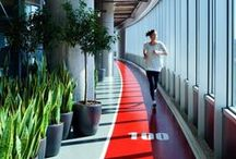 Workplace Wellbeing / Working environments should be inspiring, creative, innovative and encouraging.