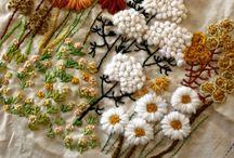 Make / #knitwork #knitting #embroidery
