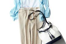Pants style