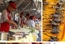 a foodie in China / follow my foodie trip in China to discover Chinese cuisine!