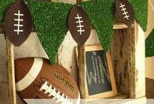 Football Treats and Decorations