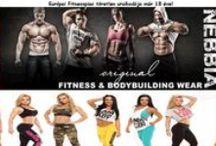 Nebbia Fitness Bodybuilding Soprtruházat / Európai Fitness piac töretlen uralkodója már 18 éve. Férfi és Női sportruházat.