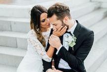 Hochzeitsinspiration / Lass dich von unseren Styles und Ideen für die perfekte Hochzeit inspirieren... Wedding inspiration ideas