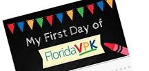 08. AUGUST - Back To School, My First Day VPK!