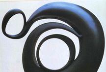 Les choses sculptées - sculptures