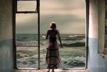 Vue sur la mer - never without the sea