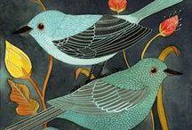 Autour des petits zozios - birds