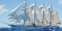 Tall Ship's photo's+(I try) The name of most ship's. / A Collection of beautiful Tall Ships by Name,(I Try).