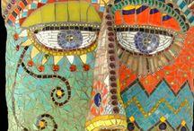 Les mosaïques, carreaux - tiles