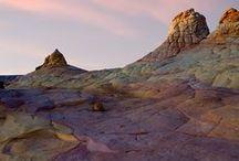 Autour des déserts du monde - deserts