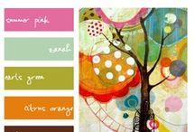 Autour des couleurs - colors