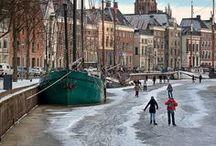 Holland-The Netherland / Holland-The netherlands-Pays.Bas.