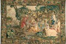 tapestries (wall hangings)Гобелен