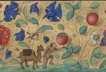 details Illuminated manuscript