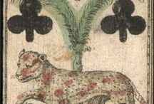 print; playing-card ,Tarot 2