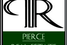 Let's talk Real Estate / by Pierce Real Estate, Ray & Peggy Pierce Real Estate
