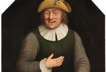 Portrait  16 & 17th century / by Anna Nenarokova