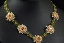 Gallery jewelery - Galerie bižuterie - Galerie Schmuck - Галерея украшения - Galería de joyas / Řité šperky z korálků
