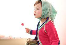 * little girls * / Fashion items voor meiden, hippe meisjes, meisjes met stijl, accessoires voor kinderen, meisjesaccessoires, cool girls.