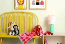 * kids rooms * / Kinderkamers en accessoires, kinderkamer met stijl, hippe kinderkamers, kidsroom, leuke slaapkamer voor kind.