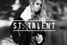 ST. TALENT / In our ST. Super Talent campaign, we seek the super in others. Super is a strength, it's a talent, it's a person who knows what she wants and how to get it.