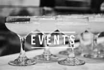 EVENTS / Events & activities are important in our marketing process. Marketing is our way to create strand relationships with partners and consumers.