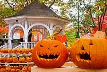 Autumn..Halloween and Thanksgiving