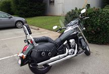 Motorcycles / Motorcycles and associated pics of the lifestyle / by Alan Tomkins-Raney