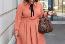 Plus Size Blogger around the world / I get inspired by Plus Size Bloggers around the world. Outfits, that I love, lovly dresses for gilrs, simple styles and casual looks.