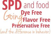 Food:  Dye Free, Artificial Flavor Free, Preservative Free