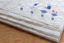 Papier original - papier semence - papier à graine / Papier à graines - papier ensemencé - papier qui pousse - seed paper - plant paper - papier semence - papier qui germe