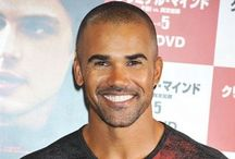Shemar Moore / Criminal Minds Actor!  Derek Morgan.  / by Chloe Hampson