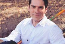 Thomas Gibson / Criminal Minds Actor! Aaron 'Hotch' Hotchner.  / by Chloe Hampson