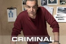 Mandy Patinkin / Criminal Minds Actor Jason Gideon.  / by Chloe Hampson