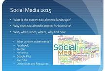 Social Media / How can social media support your business?