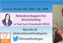 Breastfeeding Podcast / I find that many parents do not fully understand normal newborn breastfeeding behavior. I also find that many new parents are left on their own when it comes to breastfeeding. I recognize I am making a blanket statement and stereo-typing, however, I do find that a majority of new mothers are not followed closely enough once the baby is born, at least with regards to breastfeeding.