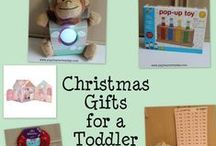 Christmas Gifts for Kids / Gift ideas for young children this Christmas, a variety of fun and educational toys, games, etc. / by Play & Learn Every Day
