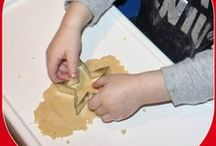 Christmas Baking with Kids / Recipe ideas to make at home with the children for the holidays.