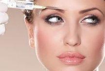 Botox ® / El Botox® es aplicado directamente en el músculo responsable de la formación de la línea o arruga de expresión, causando la relajación temporal y brindando al rostro una apariencia más relajada y agradable.