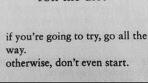 Charles Bukowski: Poems&Quotes. / Just Bukowski.