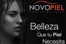 Círculo de la Belleza Novopiel / Comienza a comprobar resultados con los mejores tratamientos para el cuidado de tu Piel.