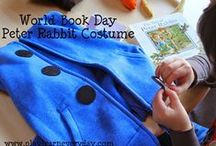World Book Day / Lots of ideas for costumes and activity ideas for World Book Day. / by Play & Learn Every Day